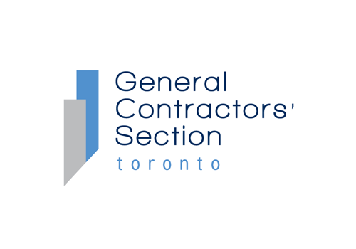 General Contractors Section - Toronto